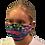 Thumbnail: Flower Stripe Mask