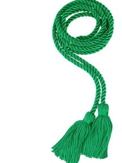 Green Single Graduation Honor Cord
