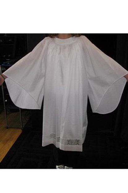 Cathedral Style Surplice