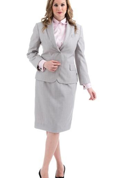 Two Button Belted Back Suit