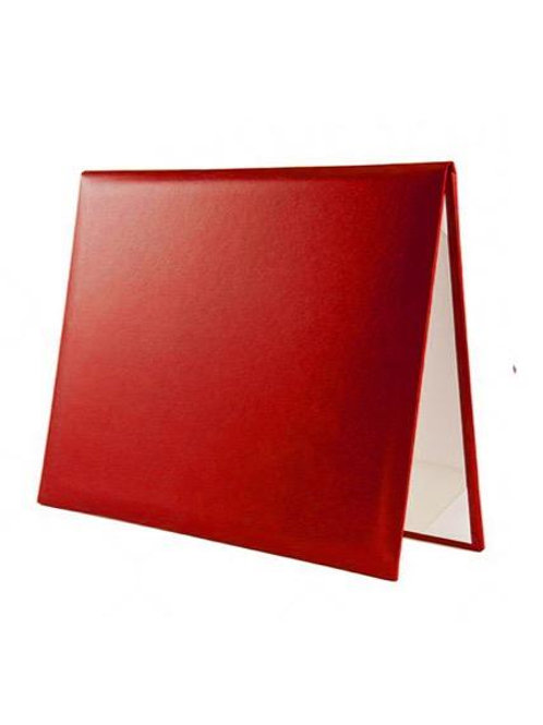 Red Diploma Cover
