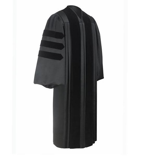 Deluxe Doctoral Gown