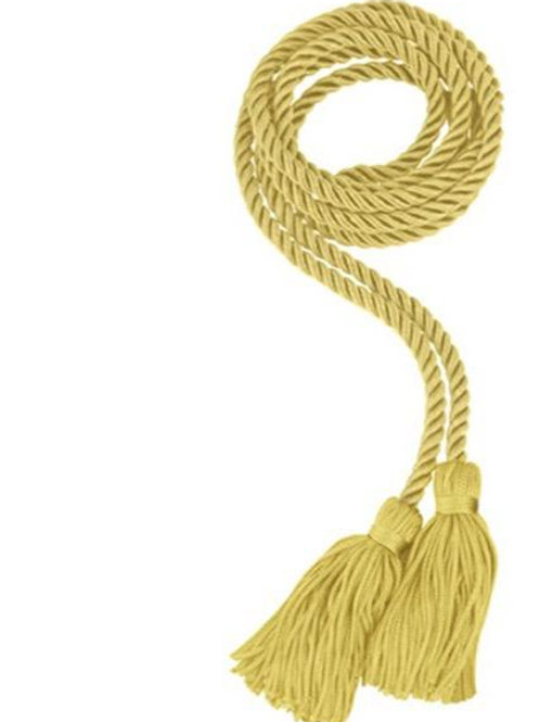 Antique Gold Single Honor Cord