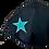 Thumbnail: Glow-in-the-dark Blue Star Mask