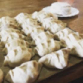 J'ai fait du gyoza japonais (du ravioli