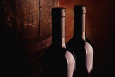 Prueba de vino rojo