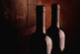 Wine bottles, Wise Villa Winery mailing list