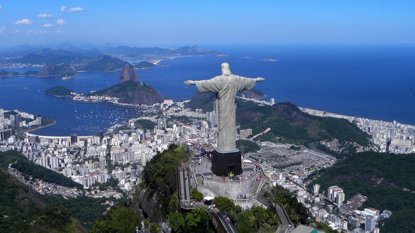 Tour Virtual Cristo + Bondinho