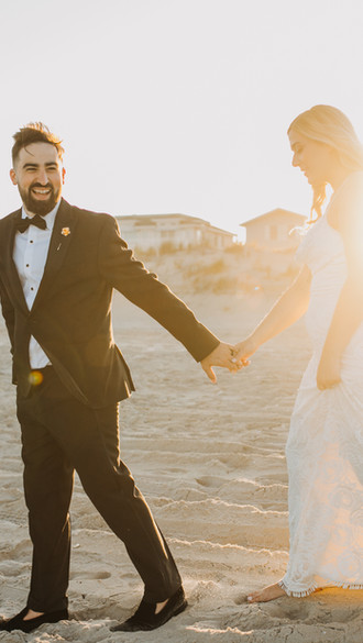 Long Beach Island Wedding |the perfect place to GET HITCHED