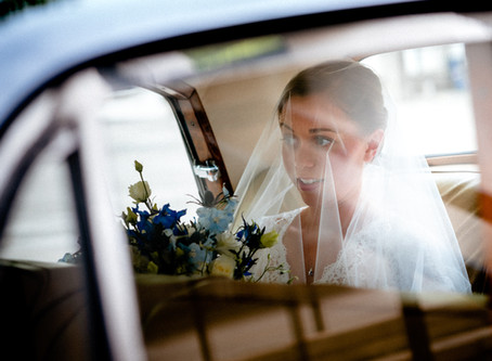 CASE STUDY: The first wedding post-lockdown