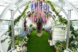 Chelsea Flower Show in the London Eye - Bespoke Events London