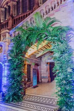Tropical Archway - NHM - Flo Brooks