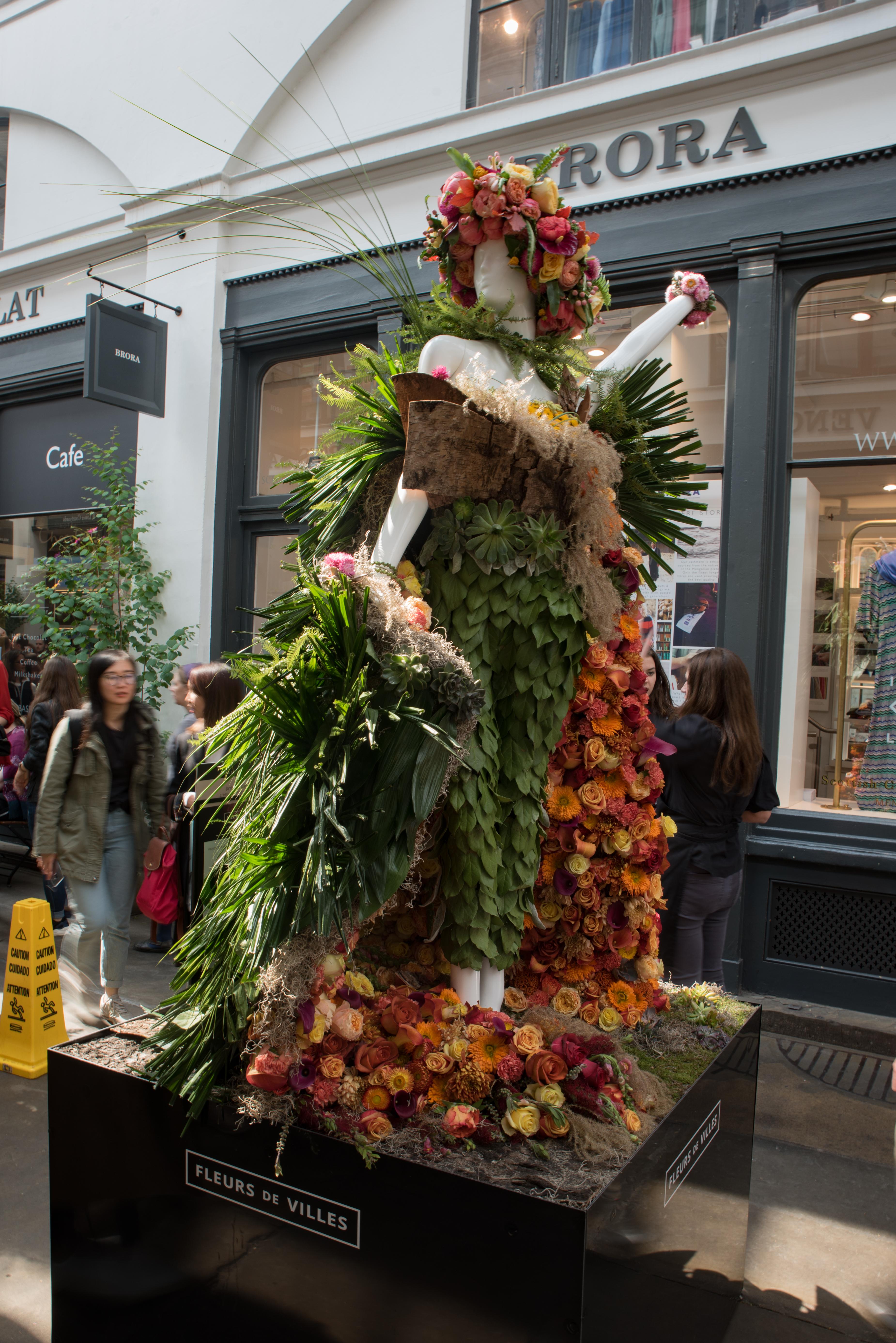 Fleur De Ville - London - Most Creative Award - Billy Edmonds