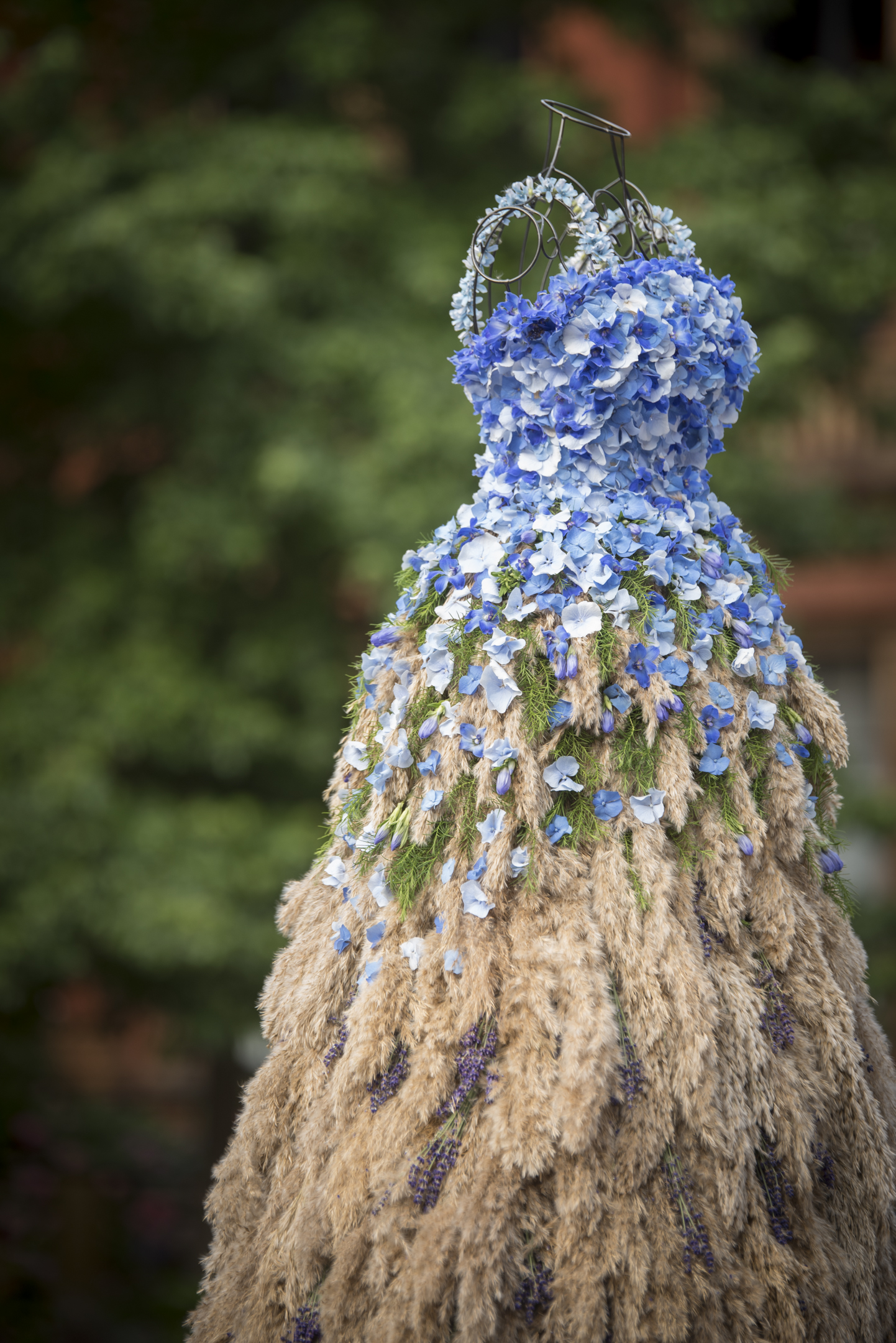 Dior Dress - V&A - Billy Edmonds