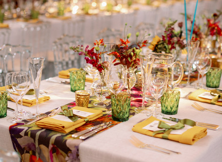 Weddings: Bringing Colour to Your Autumn Wedding