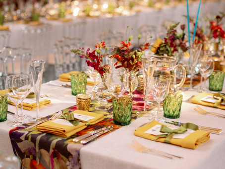 Weddings: Bringing Colour to Your Autumn Wedding