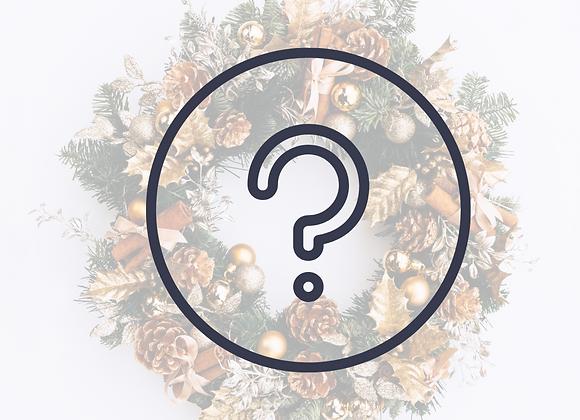 It's a Mystery! - Wreath Making Kit