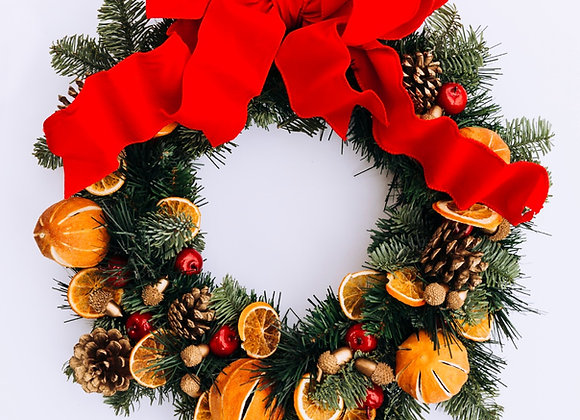 Traditional - Wreath Kit