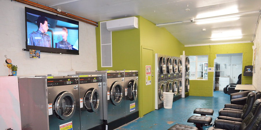 massive dryers at Green Earth Drycleaners. servicing Heidelberg West, Preston, Ivanhoe, Rosanna