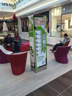 ChargeBox Hammerson France