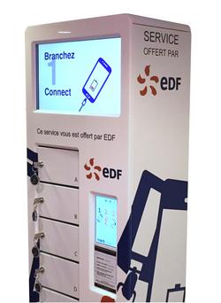 ChargeBox EDF Roadshow