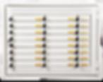 Meuble de rechargement 24 tablettes téléphones