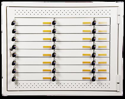 Station rechargement pour téléphones mobiles TEAM 16+8 ChargeBox