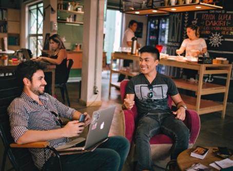 Le coworking marché d'avenir pour l'hôtellerie ?
