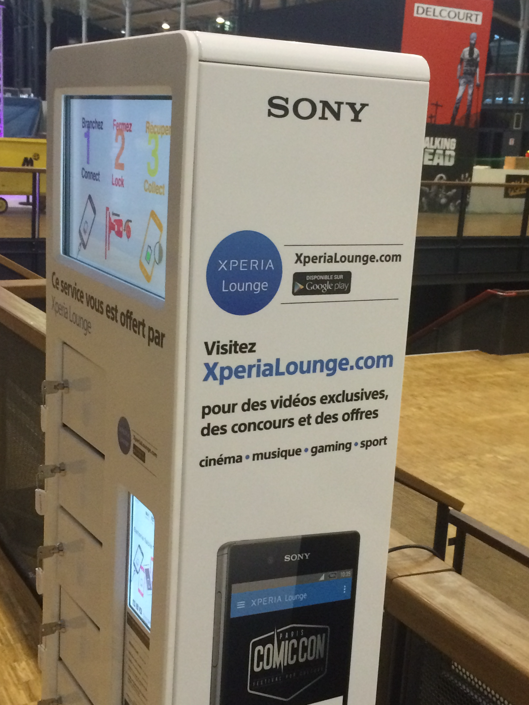 Sponsor Sony France