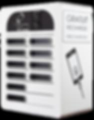 Borne murale de rechargement de téléphones tablettes et PC