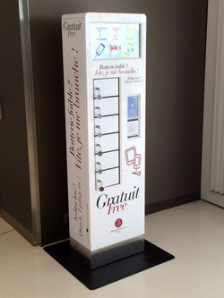 ChargeBox APSYS CC Beaugrenelle