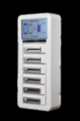 Borne rechargement smartphones COMPACT ChargBox