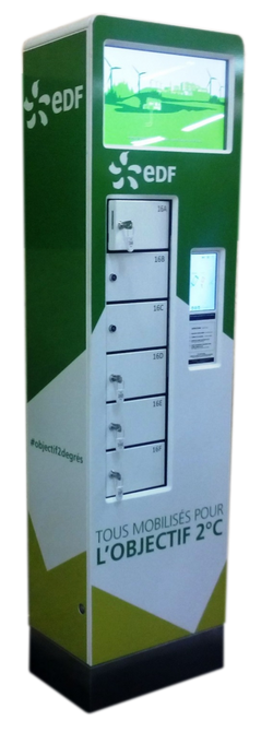 ChargeBox EDF COP 21