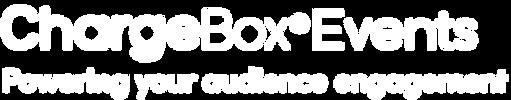 ChargeBox Events, la marque des Bornes de rechargement de téléphones mobiles, smartphones et tablettes pour les événements