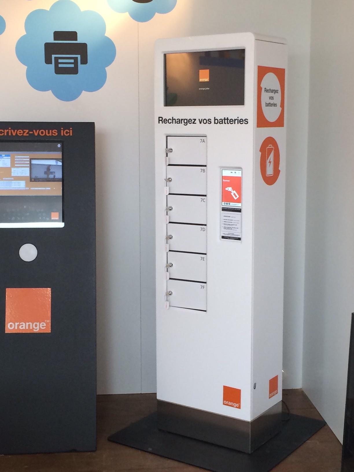 Personnalisation Orange