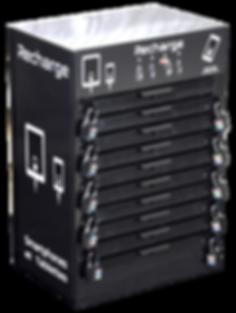 Borne de rechargement smartphones UNIVERS ChargeBox