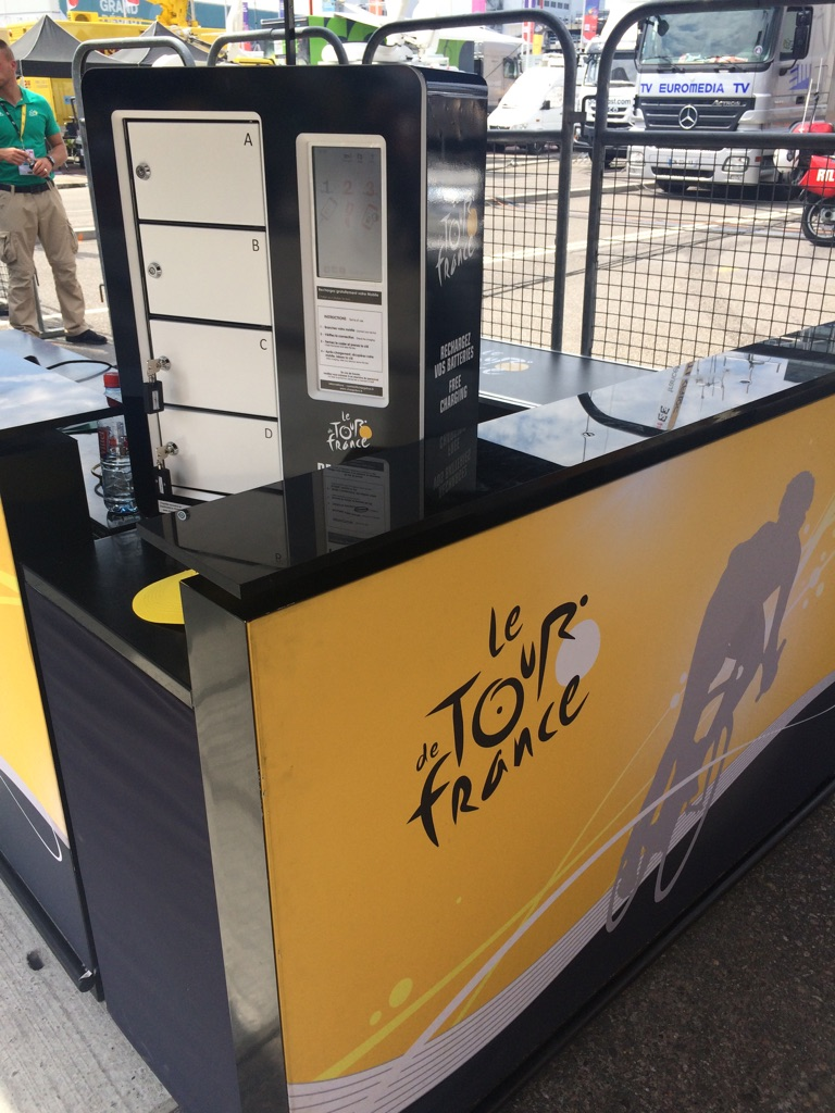 ChargeBox ASO Tour de France 2015