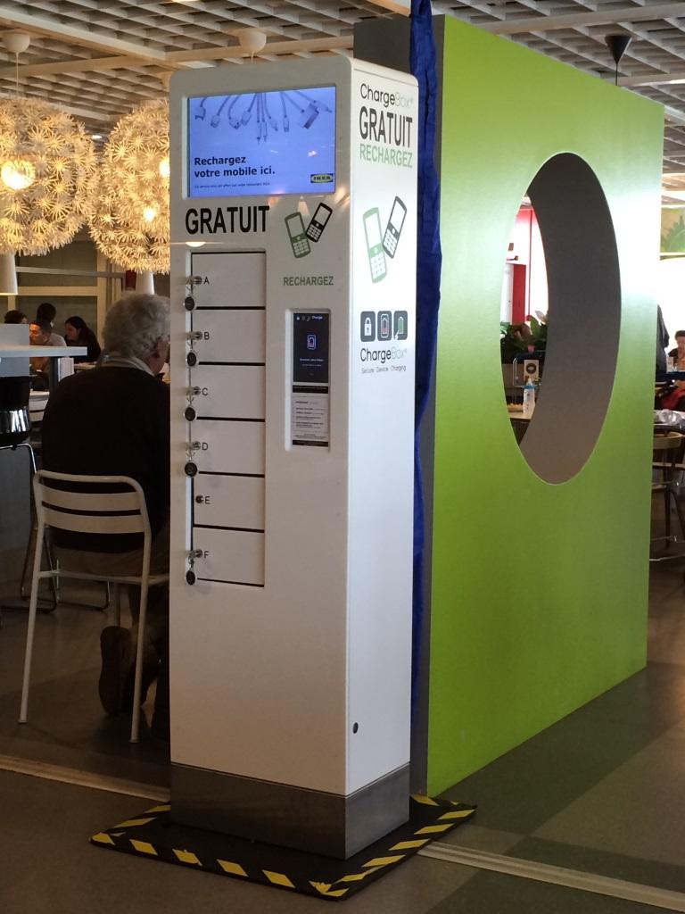 ChargeBox Ikea France