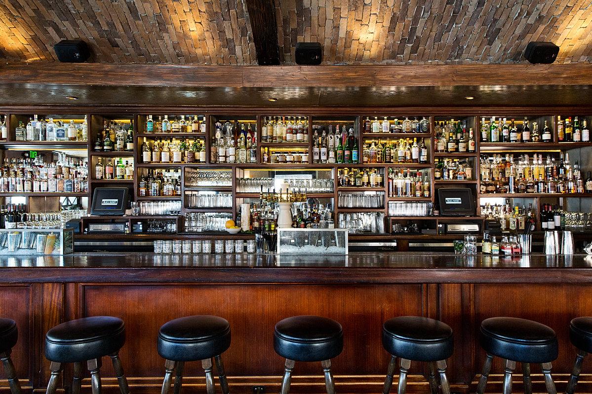 Black Market Liquor Bar | Home