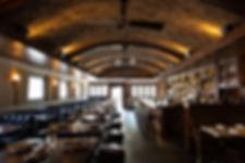 Interior of Black Market Liquor Bar