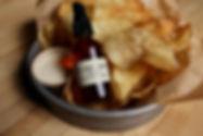 The Local Peasant Potato Crisps with Malt Vinegar Spray