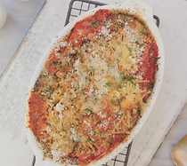 delicious Italian food in Health Magazine