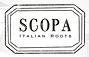 Scopa Italian Roots Logo