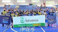 I Etapa Estadual de Badminton em Joaçaba/SC