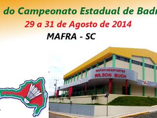 III Etapa Campeonato Estadual 2014
