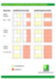 quadras de parabadminton badminton adaptado