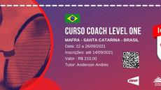 CBBd abriu as inscrições para a edição 2021 do curso Coach Level 1, em SC