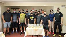 I Encontro de Treinadores de Badminton/SC