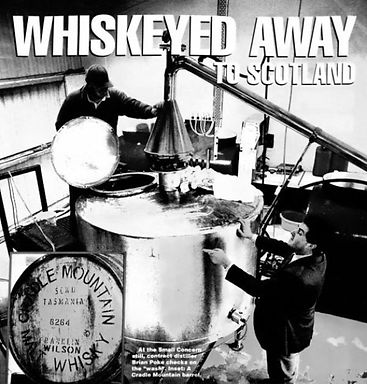 Cradle Mountain Whisky-Cadenheads