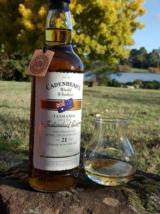 Cadenheads 21 Tasmania Whisky